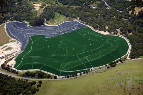 Crazy Horse Landfill
