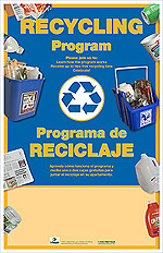 11 x 17 Recycling Posters