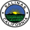 City of Salinas seal