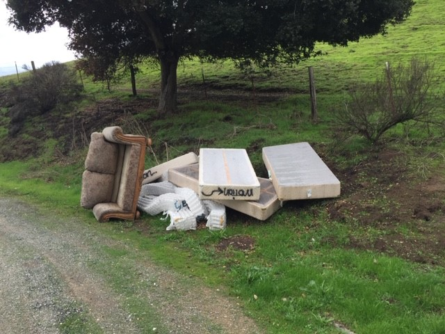 Stopping illegal dumping begins with education of alternatives