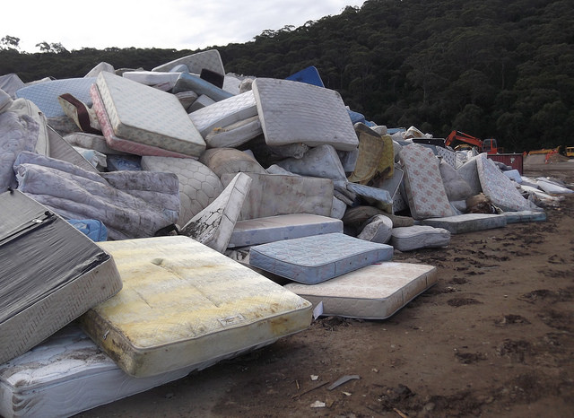 Recycle Mattresses – Free