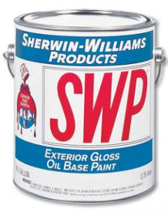 oil-based paint can